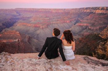 South Rim Grand Canyon Weddings 49